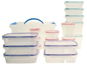 Snapware Kitchen Storage Sets - 4 Styles