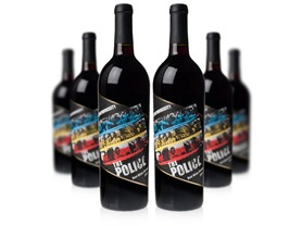 The Police Synchronicity Red Blend (6)