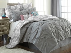 Lorna 8-Pc Comforter Set-2 Sizes