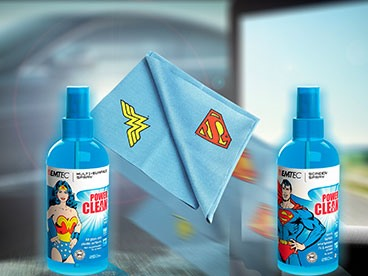 SUPER Cleaning Products