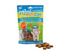 YumZies Mini Natural Peanut Butter - 8oz