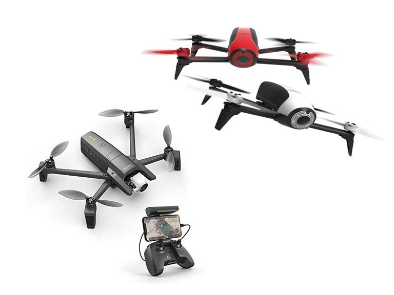 Parrot Drones - Your Choice