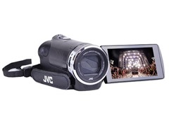 JVC Everio Full HD Camcorder w/ 40x Opt