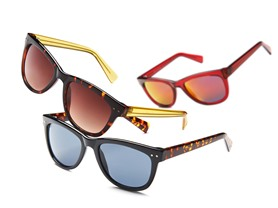 Cole Haan Wayfarer Sunglasses - 10 Colors