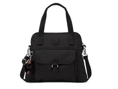 Pahneiro Handbag With Adjustable Strap, Black