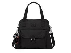 Pahneiro Handbag With Adjustable Strap, Black