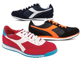 Diadora Men's Classic Sneakers