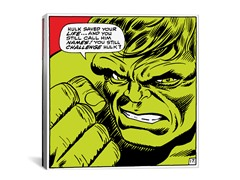 Hulk Art Panel G