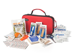 Lifeline 121-Piece First Aid Kit