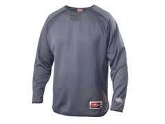 Rawlings Long Sleeve Fleece Pullover (S)