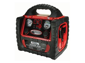 6 in 1 AC/DC Power System & Jump Starter
