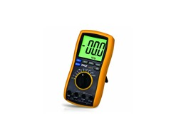 Digital Range Multimeter with Case