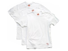 Crew Neck Shirt 3-Pack (XL)