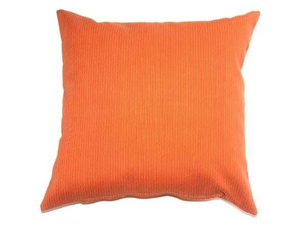 16-Inch Throw Pillow, 2-Pack - Orange