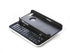 Sliding Bluetooth Keyboard - iPhone 5