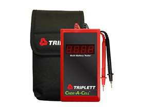 Triplett Sealed Lead Acid Battery Tester