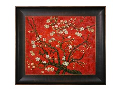 Van Gogh - Red Almond Blossom