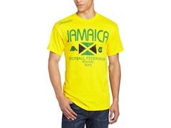 Kappa Jamaican FC S/S T-Shirt (S, M)