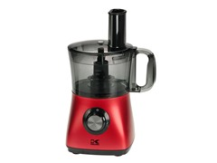 Food Processor - Red