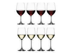 Spiegelau Vino Grande Bordeaux and White Wine Glass 4 each