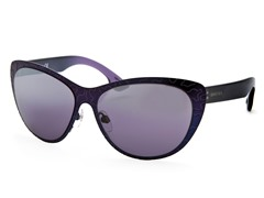 Women's Sunglasses, Purple-Blue/Purple