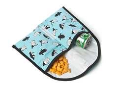 Penguin Double Pouch