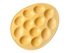 """BIA Cordon Bleu 11"""" Egg Plate"""
