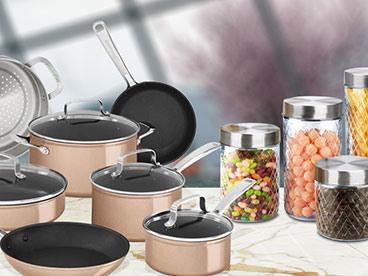Kitchen Gadgets and Gizmos A-Plenty