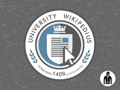 Univeristy Wikipedius LW Zip Hoodie