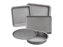 Bakeware 5-Piece Toaster Oven Set