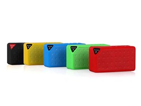 iPM Icon Bluetooth Speaker - 2 Pack