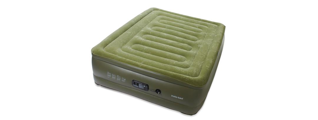 Insta-Bed Queen Air Mattress with Pump