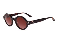 Retro-Focus Sunglasses, Tortoise