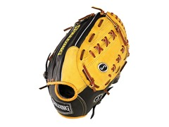 "Stadium Series 12.5"" Split Seam Web-Blk"