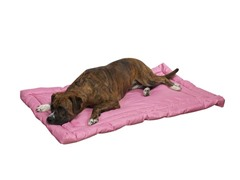 Slumber Pet Water Resistant Bed - Pink