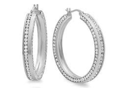 35mm Hoop Earrings