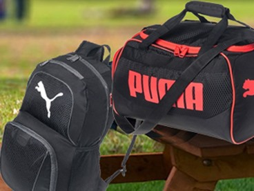 Puma Backpacks and Duffel Bags