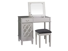 Lattice Vanity Set