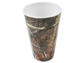 Real Tree Tumblers - Set of 6