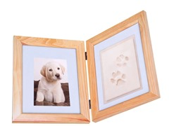 Pet Impression Picture Frame Kit