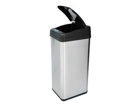 13 Gallon Extra-Wide Touchless Trash Can