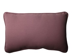 In/Outdoor Amethyst Pillows-Set of 2