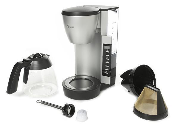 Capresso 10-Cup Drip Coffee Maker