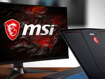 Gaming Laptops, Desktops, & More