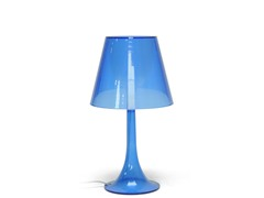 Simpla  Acrylic Table Lamp - Blue