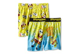 SpongeBob Boys Boxers 2-Pack (4)