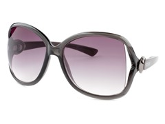 Kenneth Cole Reaction Sunglasses - Black Trnsp