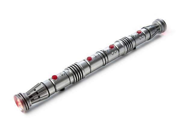 Darth Vectivus Lightsaber: Star Wars Lightsaber Flashlights