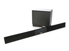 Pinnacle 2.1CH Soundbar & Wireless Sub