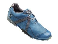 M Project Mesh Spikeless Golf Shoe- Blue
